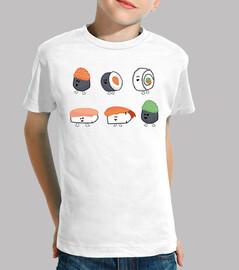 collezione di sushi bubble