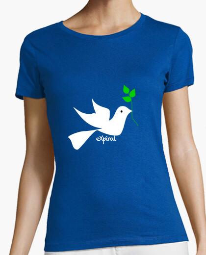 Tee-shirt colombe de la paix