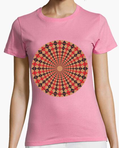 Camiseta Color circle