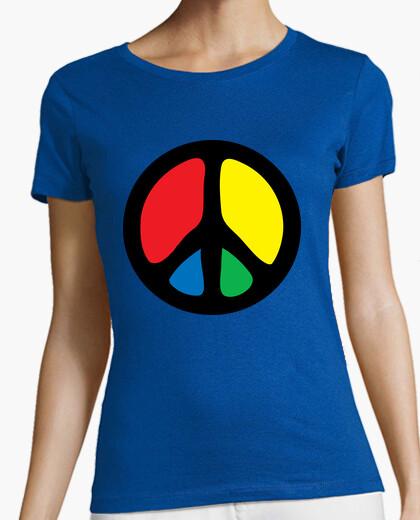 Camiseta Color Cool Peace