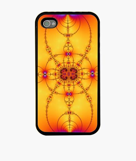 Funda iPhone Color fractal