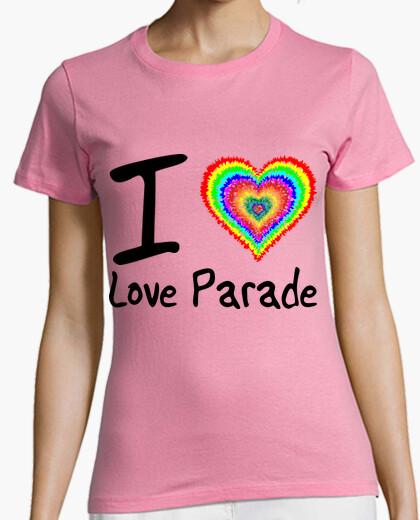 Camiseta Color Heart
