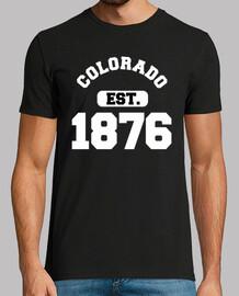 colorado est 1876