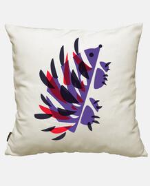 colorato geometrica istrice sveglio
