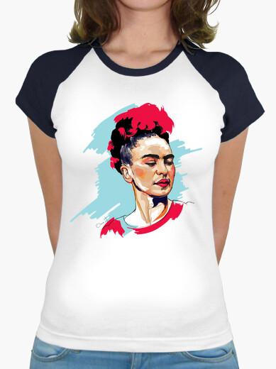 Camiseta Colored Frida