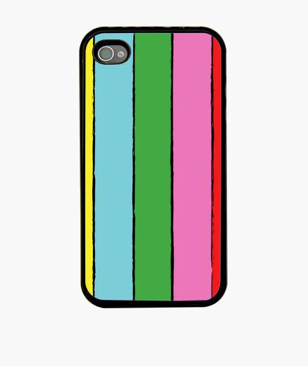 Funda iPhone colores