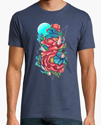 Camiseta colores de las profundidades