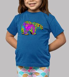 colores de oso polar