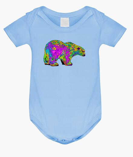 Ropa infantil colores de oso polar