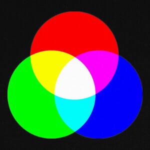 colores primarios T-shirts