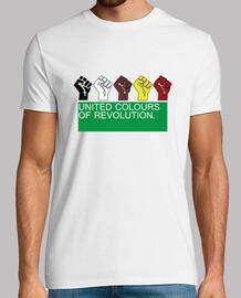 colores unidos de revolución