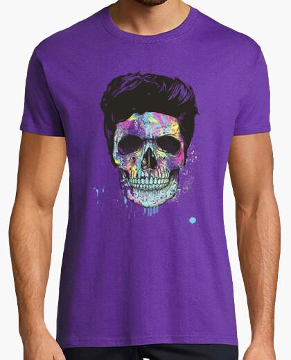 Tee-shirt colorez votre mort