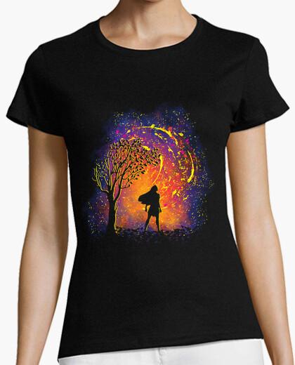 T-shirt colori del vento