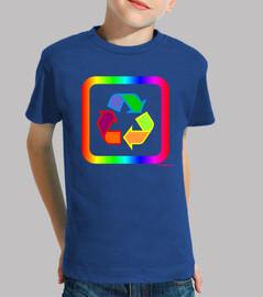 colori riciclati