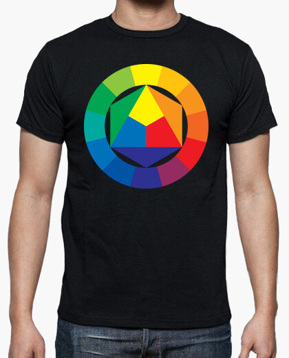 Camiseta Colors.