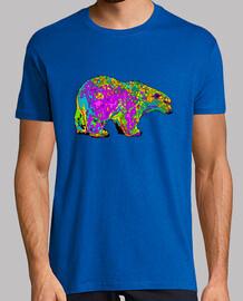 colors polar bear