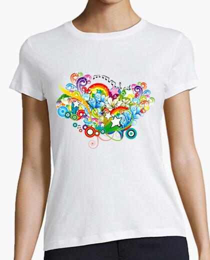 Tee-shirt colorz