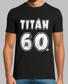 Colossal titan (avant et arrière imprimé)