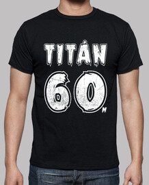 Colossal titan (printed front and behind)