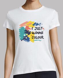 Colour CMB