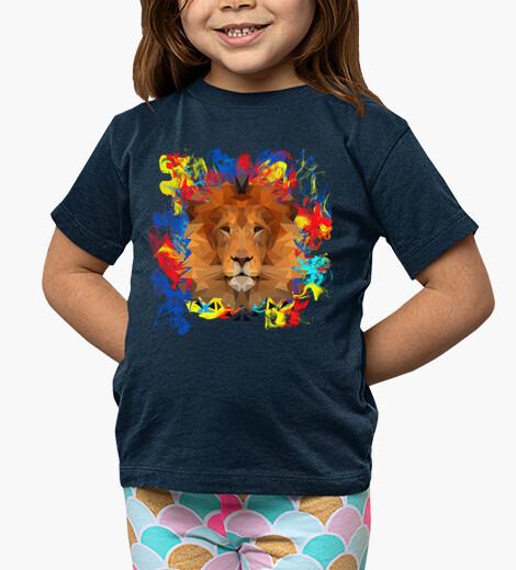 Ropa infantil Colour smoke Lion