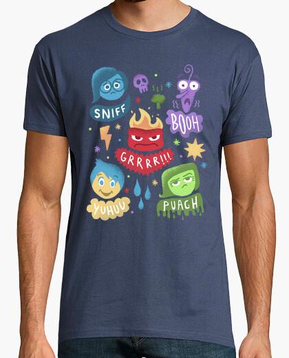 Camiseta Colourful Mind