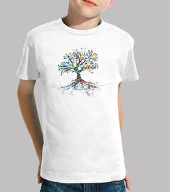 Colourfull tree