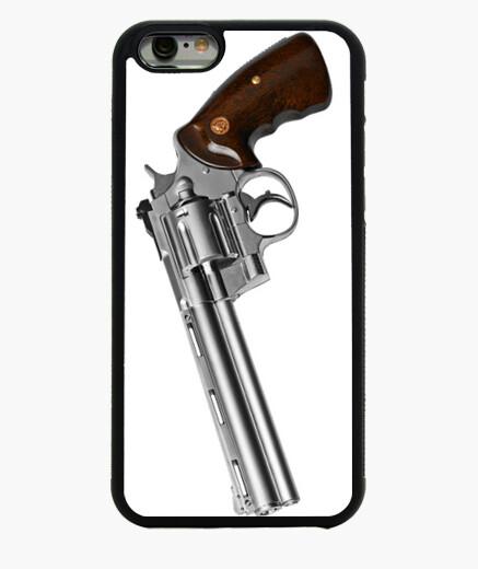 Funda iPhone 6 / 6S Colt Phython 357