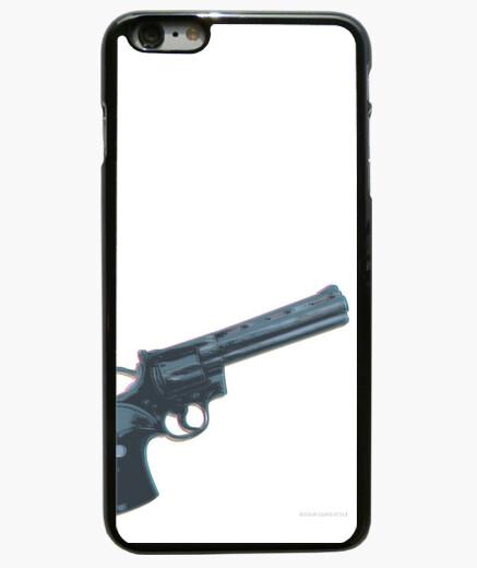 Colt Python PopArt Funda iPhone 6 Plus / 6S Plus