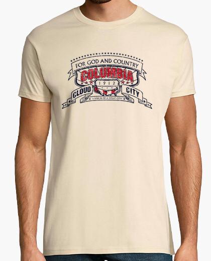 Camiseta Columbia City Distressed