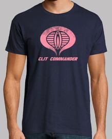 comandante del clítoris