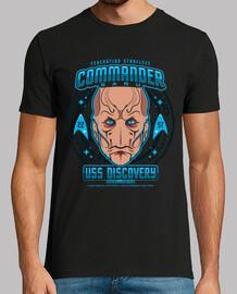 comandante saru camiseta para hombre