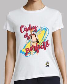 Comando Camiseta Mujer