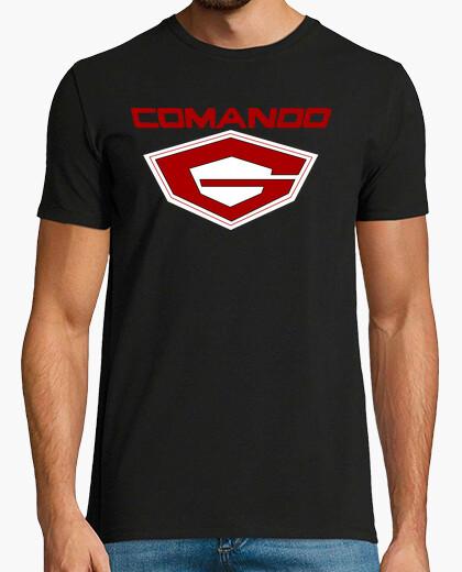 Camiseta Comando G