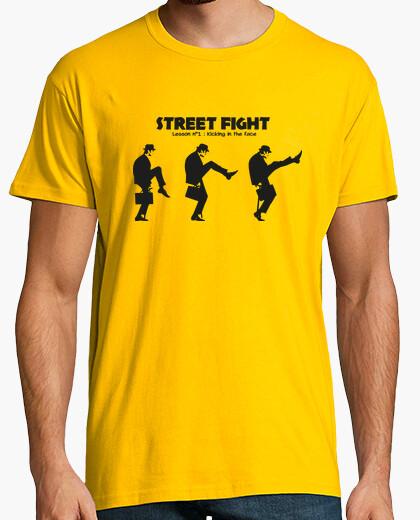 Tee-shirt combat de rue
