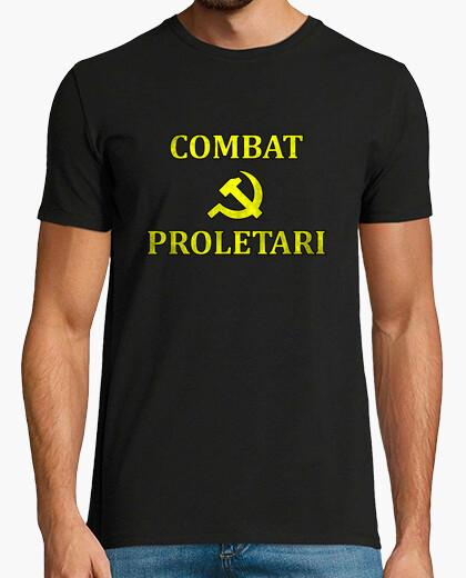 Camiseta Combat Proletari