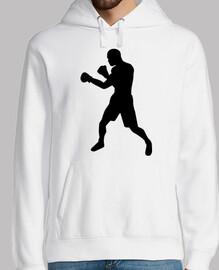 combattant de boxe