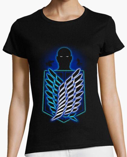 T-shirt combattere il colosso