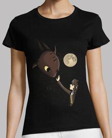 come addestrare il your smaug dragon- t-shirt donna