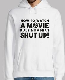 come guardare un film regola numero uno
