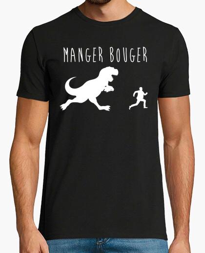 Camiseta comedor movimiento