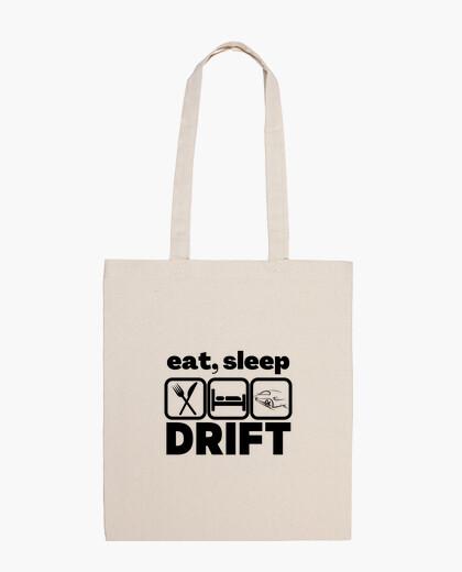 Bolsa comer dormir a la deriva