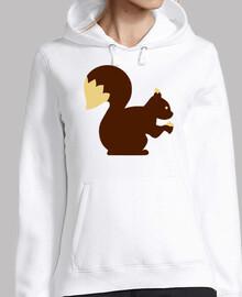 Comic Eichhörnchen