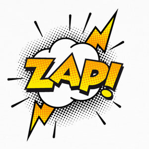 Camisetas Comic ZAP