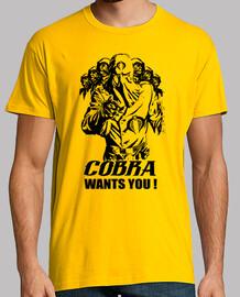 commande de cobra