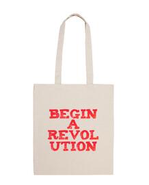 commencer la révolution