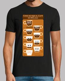 comment le café est demandé à málaga