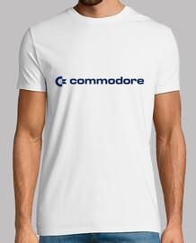 Commodore - Blue Logo