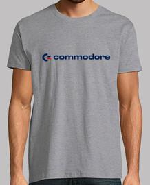 Commodore - Blue/Red Logo