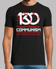 Communism, celebrating 100 million deaths (scuro)